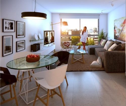 apartamento en venta de monoambiente en villa biarritz