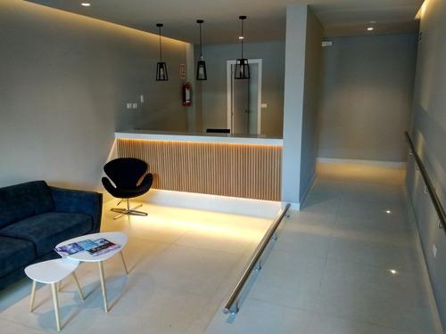 apartamento en venta en cordón 2 dormitorios - ed. domini
