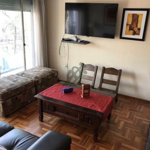 apartamento en venta en punta carretas - ref: 2634