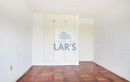 apartamento en venta / pocitos - inmobiliaria lar's