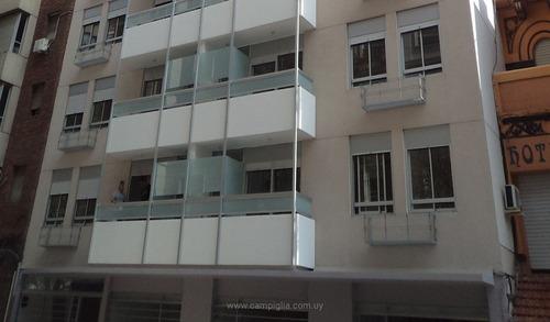 apartamento en venta torre cassinoni tres cruces 1 dorm