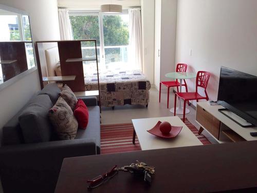 apartamento impecable monoambiente contra frente