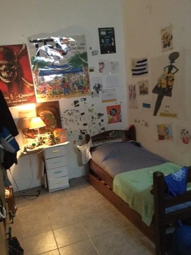 apartamento interior, muy luminoso c/ renta- 3 dormitorios