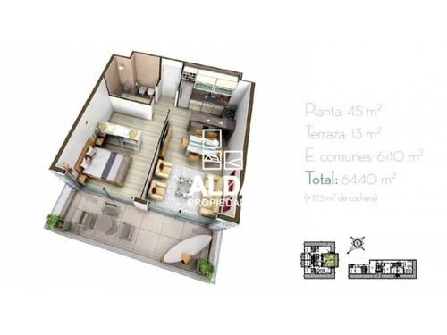 apartamento maldonado playa mansa 1 dormitorio 1 baño venta