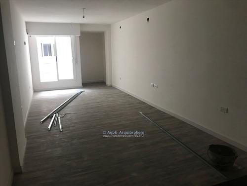 apartamento monoambiente con terraza en venta en pocitos