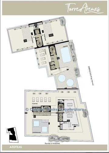 apartamento monoambiente en venta en malvín