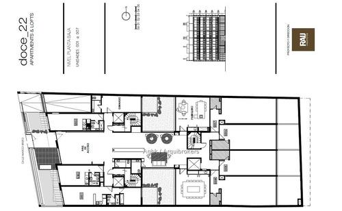 apartamento monoambiente en venta en pocitos