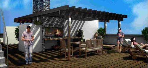 apartamento monoambiente en venta en puerto del buceo