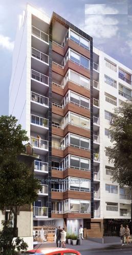 apartamento monoambiente penthouse en venta en pocitos