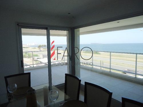 apartamento nuevo en pinares 4 suites con garage - ref: 34622