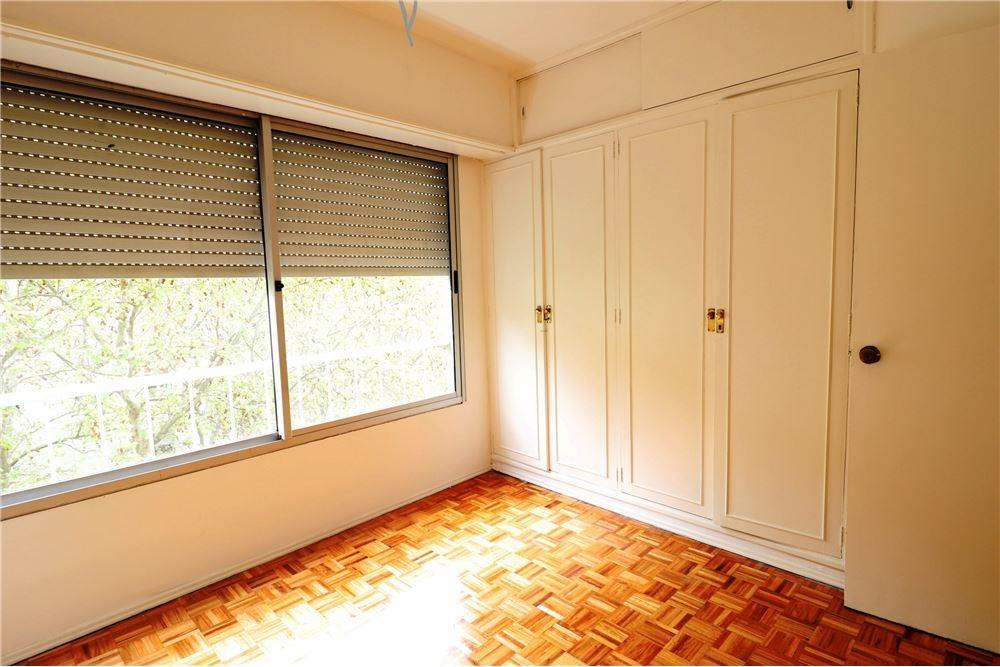 apartamento pocitos 3 dormitorios con vista al mar