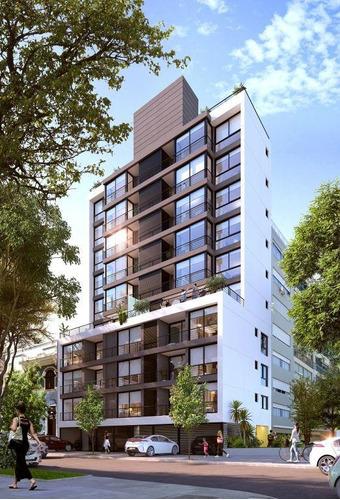 apartamento pocitos roque graseras soleil playa 1dormitorio de revista!!