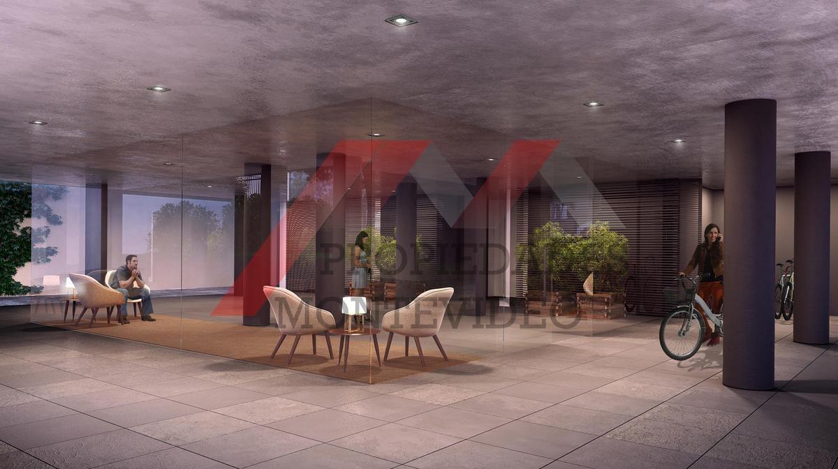 apartamento premium en venta, 1 dormitorio - malvin
