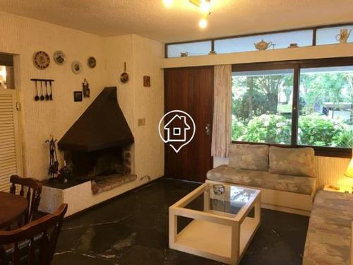apartamento  punta del este roosevelt en alquiler invierno con dos dormitorios, villagio - ref: 12