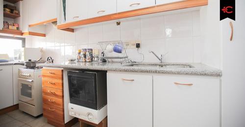 apartamento sobre la rambla de carrasco ref.: 4591