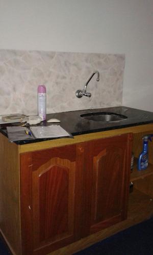 apartamento un dormitorio con kitchenet