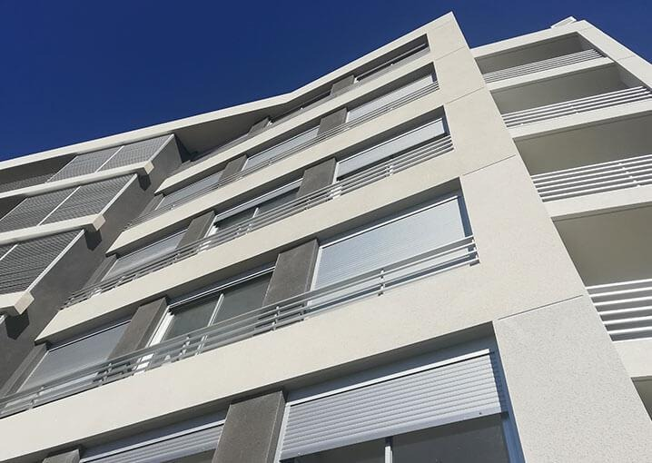 Apartamento Un Dormitorio Terraza Sobre Avenida Edificio Con Amenities