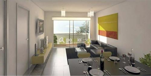apartamento venta 2 dormitorios, centro edificio live centro