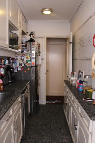apartamento venta  pocitos 3 dormitorios con garaje