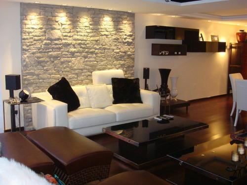 apartamento venta punta carretas de 3 dormitorios. garaje x2