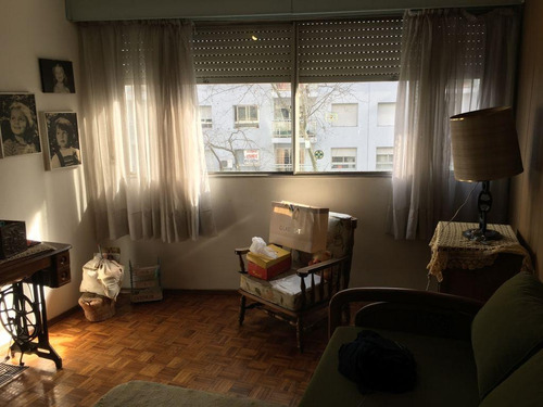 apartamento venta, tres cruces. 2 dormitorios,garaje.