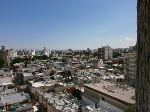 apartamento zona pocitos sobre av. brasil