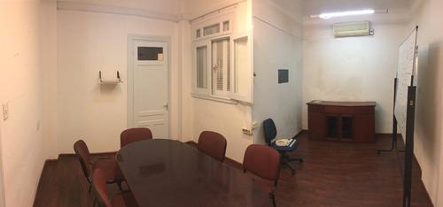 apartamento/oficina en ciudad vieja, ituzaingó y sarandí.