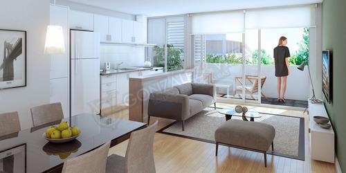 apartamentos 1, 2 y 3 dormitorios a estrenar brazo oriental