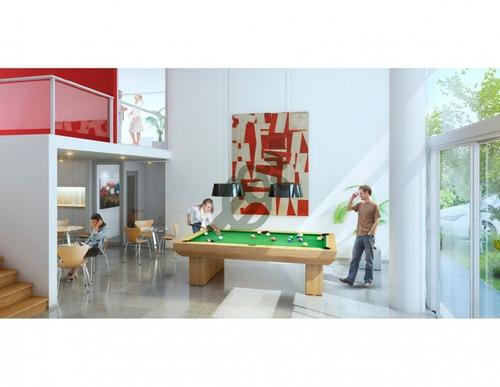 apartamentos a estrenar en venta sobre l.a. de herrera - ref: 2155