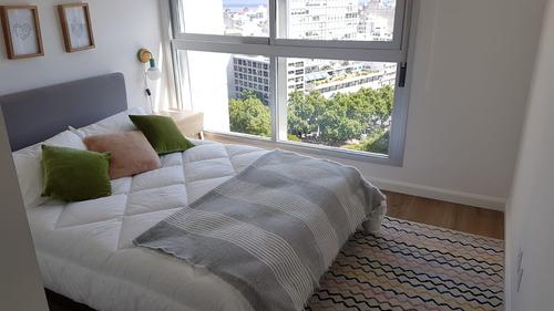 apartamentos de 1, 2 y 3 dormitorios y garage en cordon