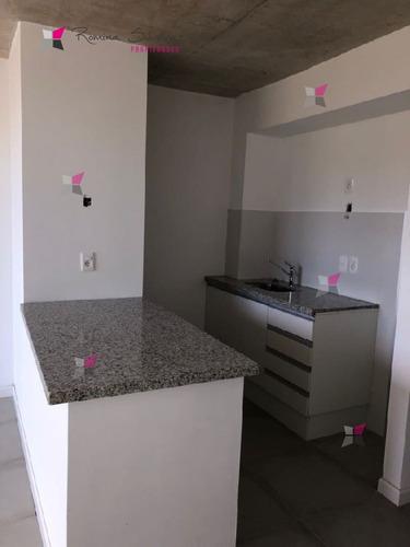 apartamentos de 1 dormitorio a estrenar con cochera  - ref: 8219