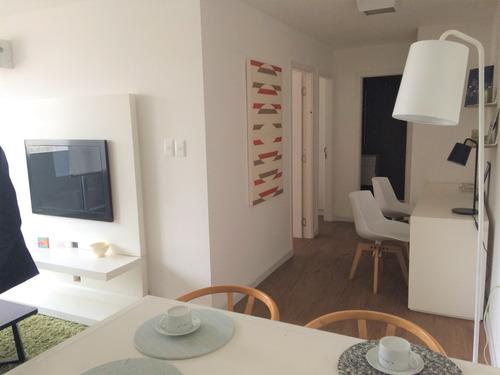 apartamentos de 2 dormitorios con garage en brazo oriental