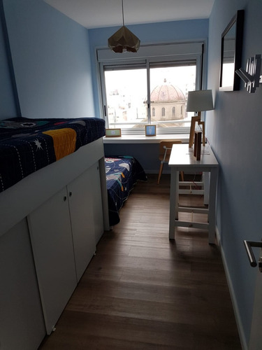 apartamentos de 2 dormitorios y garage en el centro