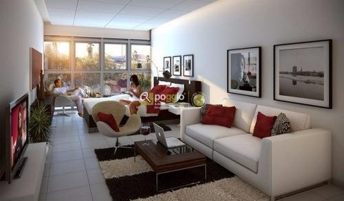 apartamentos en venta en pocitos nuevo - trade point