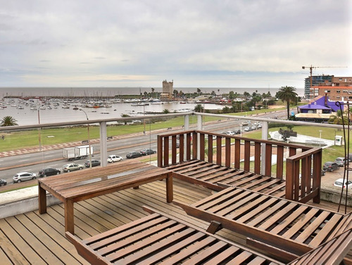 apartamentos venta buceo montevideo exclusivo dúplex con vista al puerto del buceo