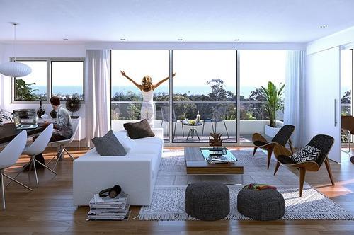 apartamentos venta golf montevideo birdie golf - penthouse