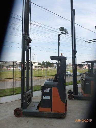 apiladora eléctrica usadas - still fm 14 ventas-098154994