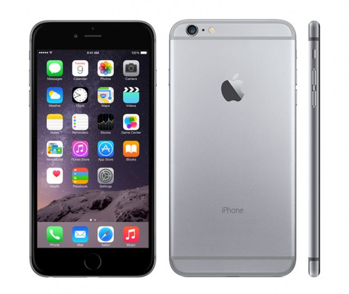 apple iphone 6 plus 128 gb  libre para antel/claro/movistar
