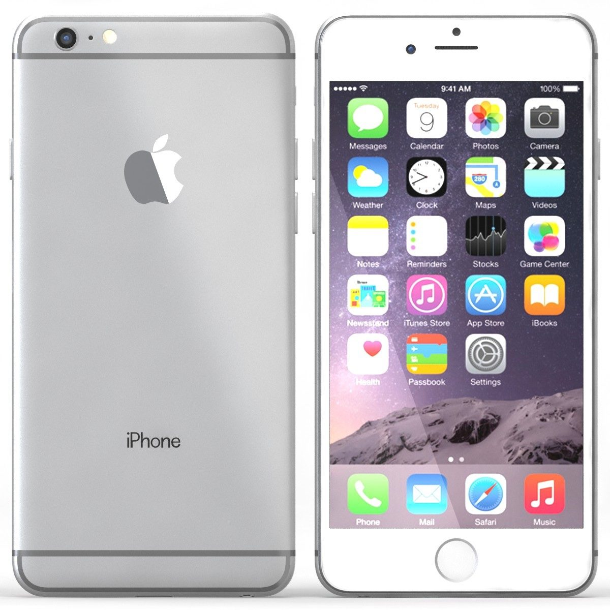 9cdf9ed8fcc97 apple iphone 6 plus 16gb - nuevo garantia apple oficial- p m. Cargando zoom.
