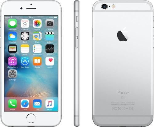 apple iphone 6s 64gb libre + vidrio templado de regalo
