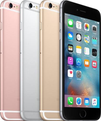 apple iphone 6s plus 16gb libre + vidrio templado de regalo