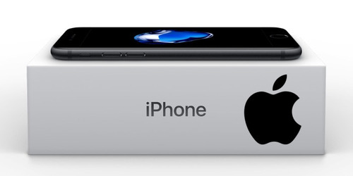apple iphone 7 128gb 2016 nuevo libre - 6 pagos