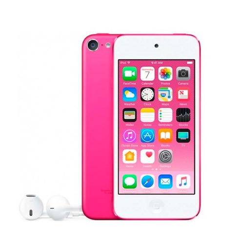apple ipod touch 16gb rosado 6ta generación
