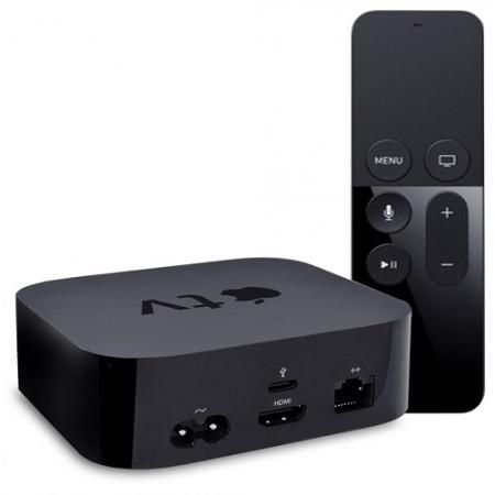 apple tv 4ta generacion 32gb wifi red chip a8 64 bit