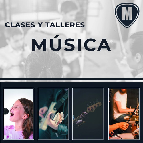 aprende! canto, guitarra,bajo, batería, ciudad de la costa