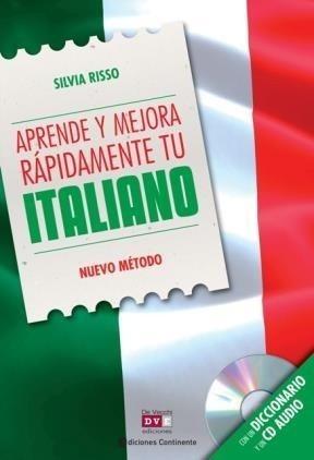 aprende y mejora rapidamente tu italiano con cd de  d970 de