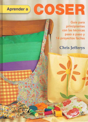 aprender a coser - jefferys, chris