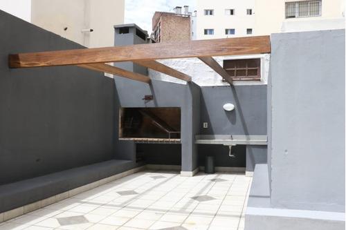 apto c/patio 2 dorm