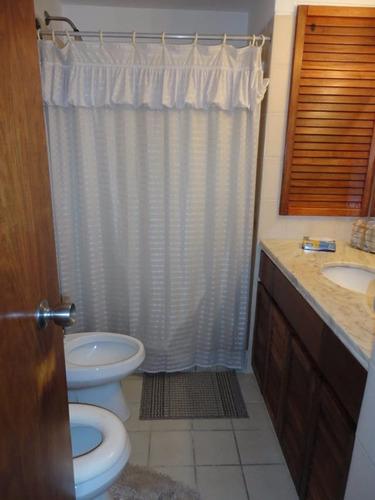 apto punta del este - 3 dor + 2 baños/ impecables servicios