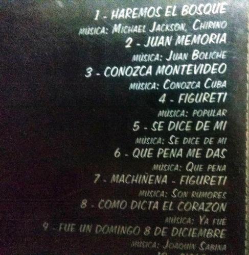 araca la cana cd año 1997 rumbo a la memoria 1 er premio